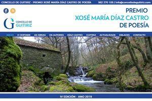 Premio Xosé María Díaz Castro de Poesía