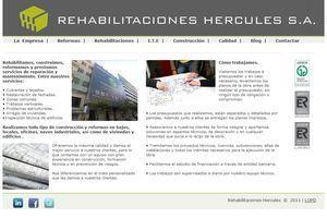 Rehabilitaciones Hércules