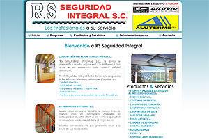 RS Seguridad Integral para particulares y empresas