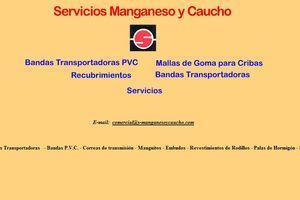 Servicios Manganeso y Caucho