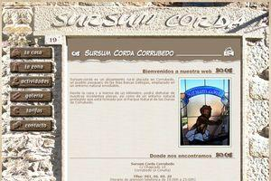 Sursum Corda Corrubedo