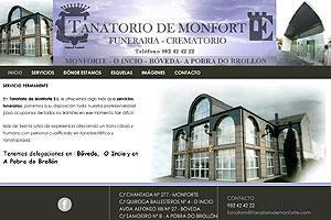 Tanatorio de Monforte