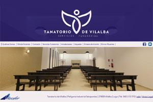 Tanatorio de Vilalba