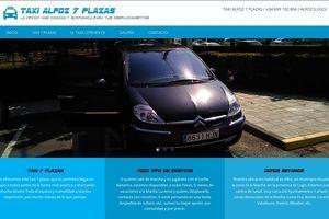 Taxi Alfoz 7 Plazas