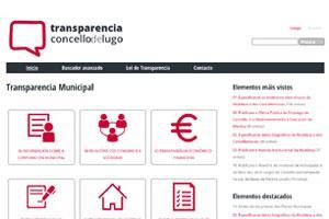 Transparencia Concello de Lugo