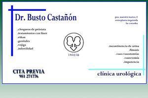 Urología Busto