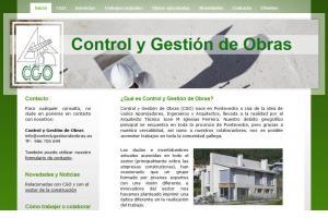 Control y Gestión de Obras