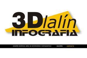 3Dlalín Infografía