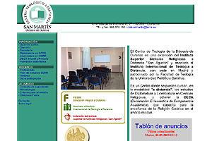 Centro teológico de Ourense