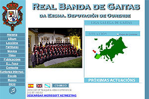 Banda de Gaitas de Ourense