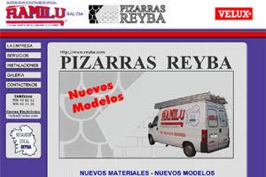 Pizarras Reyba