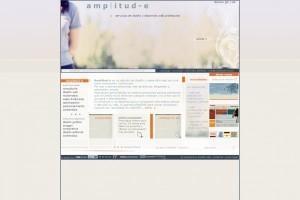 Amplitud-e: Diseño y Desarrollo Web