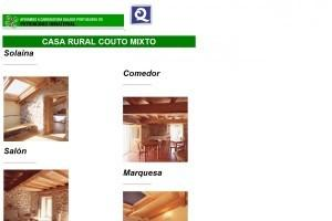 Casa Rural Couto Mixto