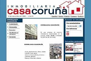 Inmobiliaria Casa Coruña