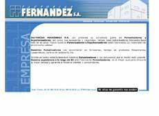 Factorías Fernández