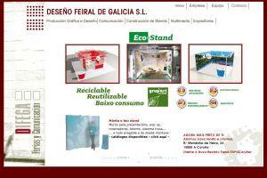 Diseño Ferias Galicia