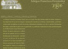 Adegas Francisco Fernández