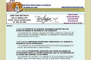 Protectora de Animais Lugo