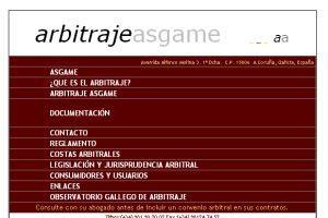 Arbitraje Asgame