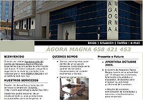 Centro de Negocios Ágora Magna