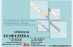 Vidrieras Compostela