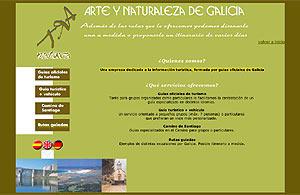 Arte y Naturaleza de Galicia