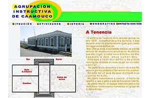 Asociación instructiva de Caamouco