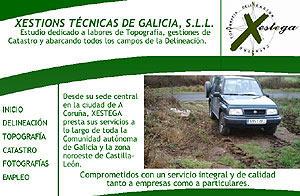 Xestións técnicas de Galicia