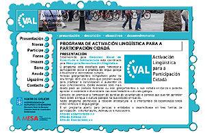 Voluntariado de Activación Lingüística
