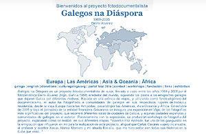Galegos na diáspora