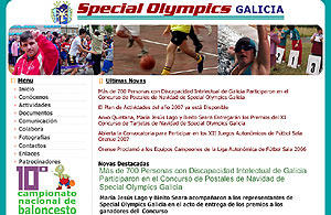 Special Olympics Galicia