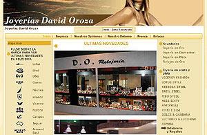 Joyerías David Oroza