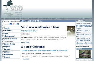 Sociedade Galega de Ornitoloxía