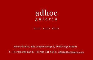 Adhoc Galería