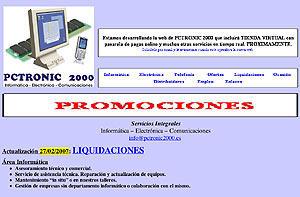Pctronic 2000