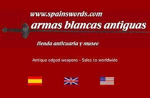 Armas blancas antiguas
