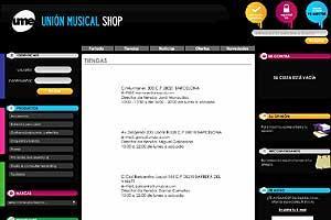 Unión Musical Shop