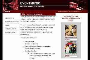 Eventmusic