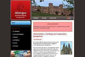 Albergue Seminario Menor La Asunción