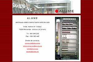 Alume