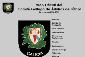 Árbitros de Fútbol de Galicia