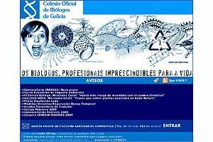 Biólogos de Galicia