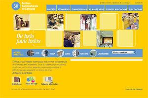 Centros Socioculturais de Santiago