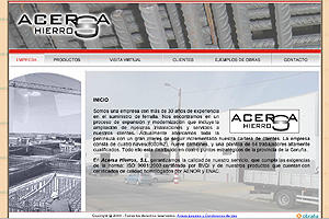 Acersa Hierros