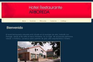 Hotel Restaurante Arboreda