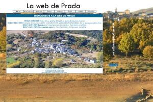A web de Prada