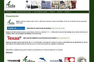 AUDIA servicios audiovisuales