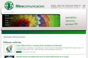 Filtro Comunicación