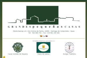 Casa Grande do Bachao  y Casa Grande de Cornide
