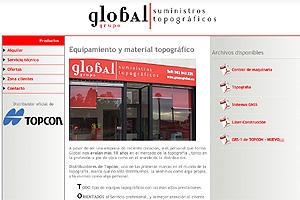 Global Suministros Topográficos